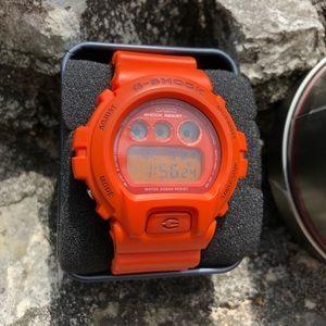 Orange G-shock Rare Dw6900mm-4